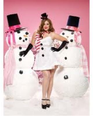 BMFC - Winter Wonderland at XTASIA - Wear Something WHITE Party: Image