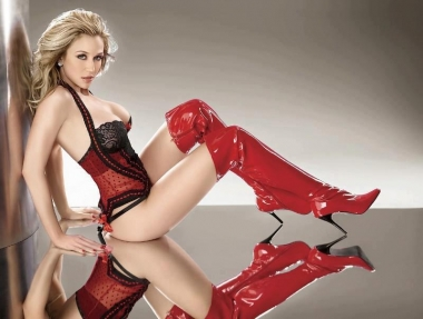 3rd Annual GENTLEMANS NIGHT ( theme for the ladies Basques 'n' Boots) : Image