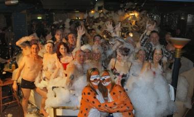 BMFC - Winter Foam Party: Image