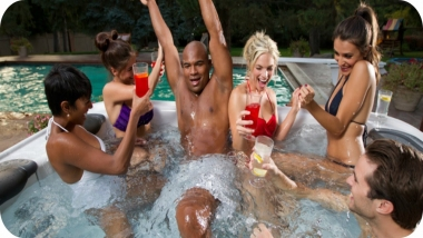 BMFC - JACUZZI Party at JAYDESS: Image