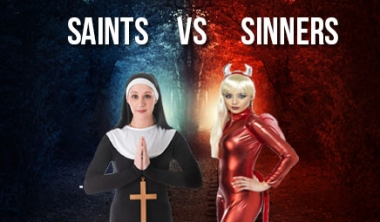 BMFC - Saints & Sinners at AROUSALS: Image