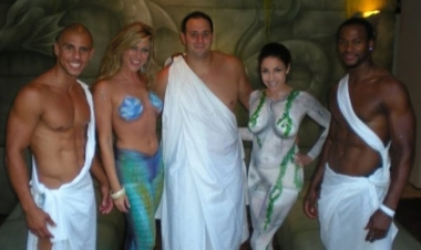 BMFC - Sexy in SLOUGH - Launch Party - TOGA THEME: Image