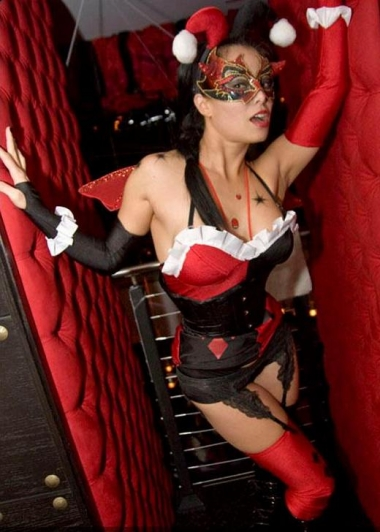 BMFC - Valentines Day Wear Something RED Masquerade Ball : Image